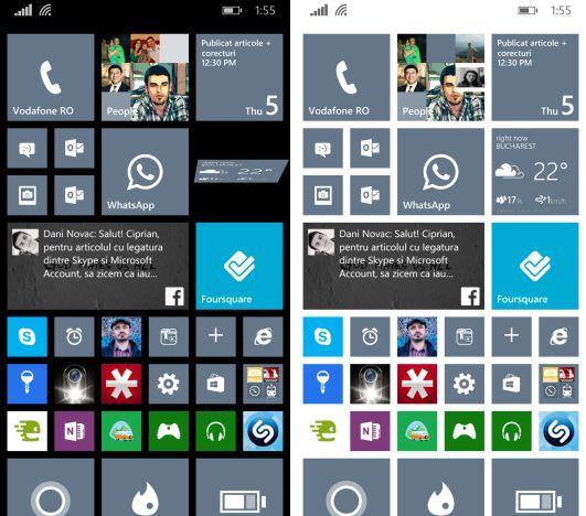 Экономит ли черный фон в Windows Phone заряд аккумулятора смартфона