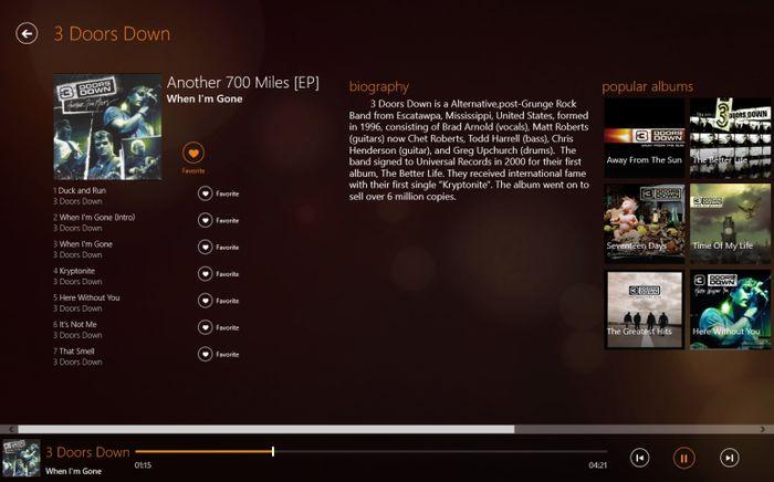 Официальное приложение VLC для Windows 8 (8.1)