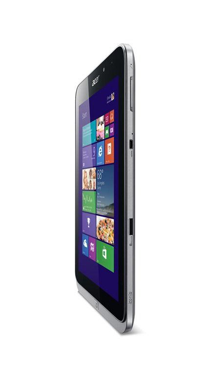 Acer представила Iconia W4 – новый компактный планшет с Windows 8.1
