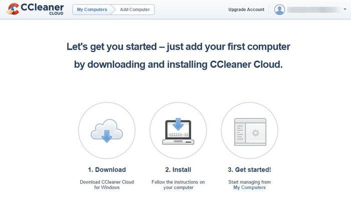 CCleaner Cloud – облачная версия популярного чистильщика