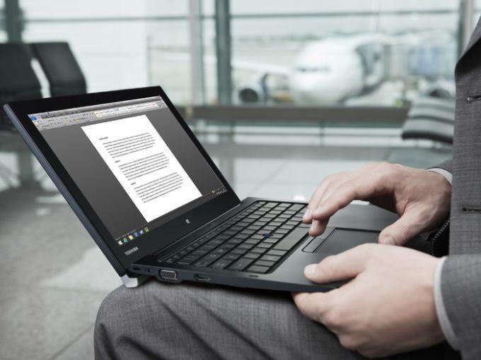 Portégé Z20t – ответ Toshiba на Yoga 3 Pro и Surface Pro 3