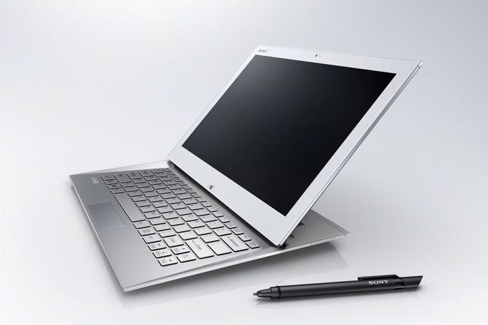Sony представила VAIO Duo 13 – гибридный ультрабук и планшет в одном