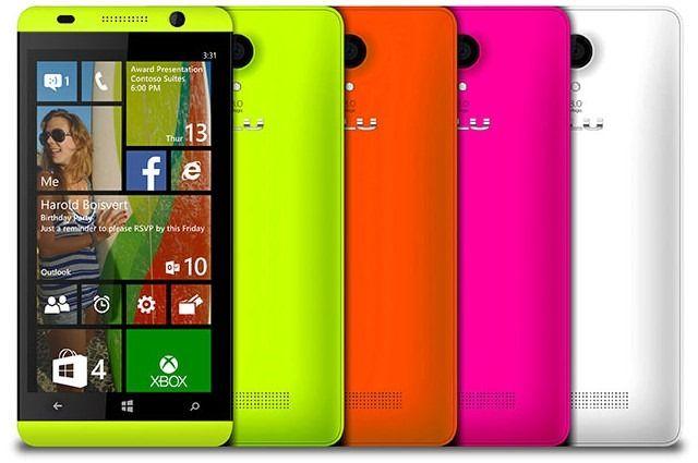 Microsoft показала новые устройства с Windows Phone на Computex
