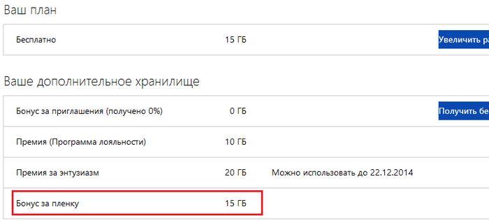 Microsoft удваивает бесплатное пространство в OneDrive до 30 Гб благодаря проблемам с нехваткой памяти при обновлении до iOS 8