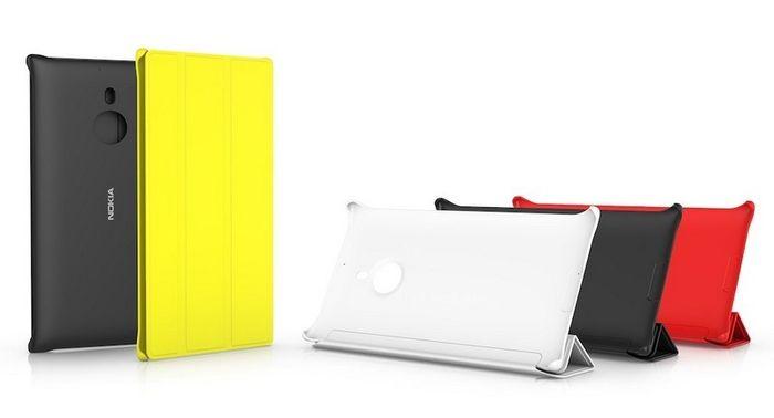 Nokia Lumia 1520 – 6-дюймовый фаблет с 20-Мп PureView камерой