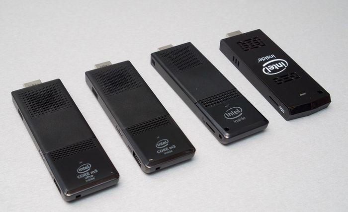Intel представила второе поколение компьютеров Compute Stick