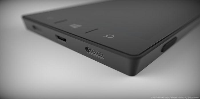 Surface Phone может быть выпущен в 2017 году в трех различных версиях