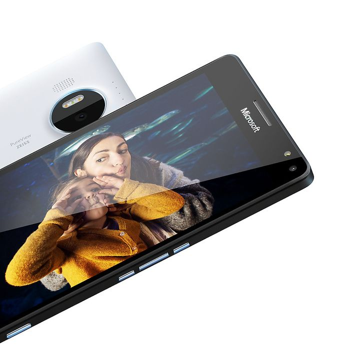 Microsoft Lumia 950, Lumia 950 XL и Lumia 550 представлены официально, продажи в ноябре