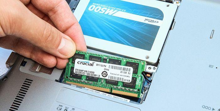 Как узнать, какие компоненты ноутбука подлежат апгрейду?