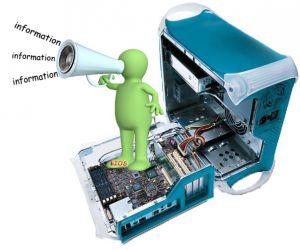 Сигналы при включении компьютера