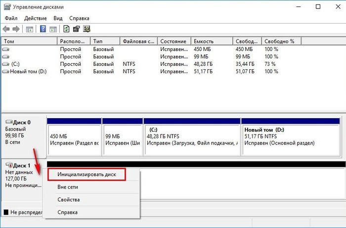 Подключение к виртуальной машине Hyper-V дополнительного виртуального жесткого диска