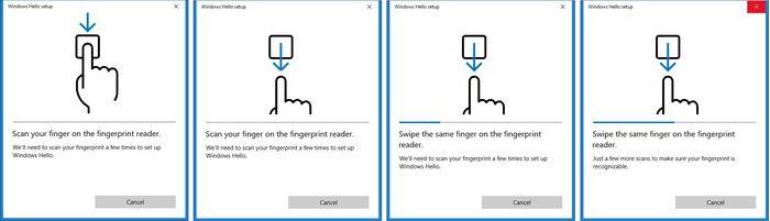 Synaptics готовит новое поколение тачпадов, совместимых с Windows Hello