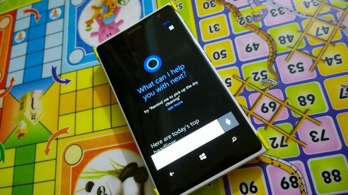 Cortana будет отправлять оповещения о низком заряде батареи со смартфона на ПК