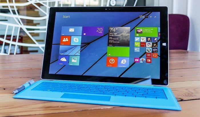 Microsoft готовит новый Surface