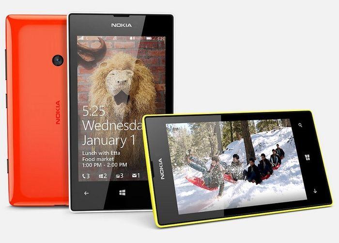 Nokia представила Lumia 525