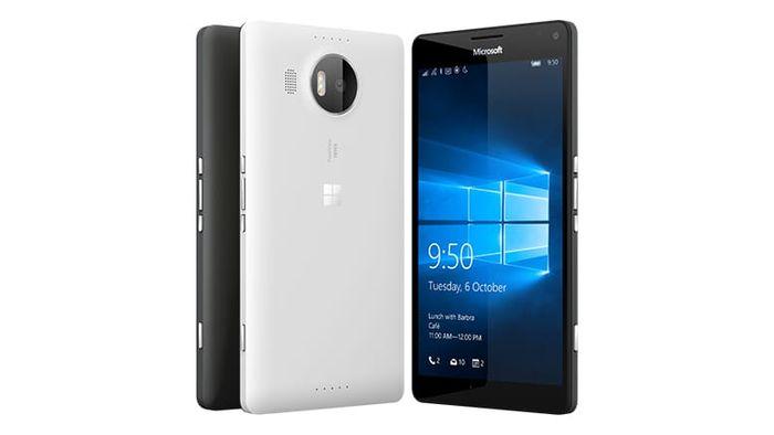 Lumia 950 и Lumia 950 XL на новых фото