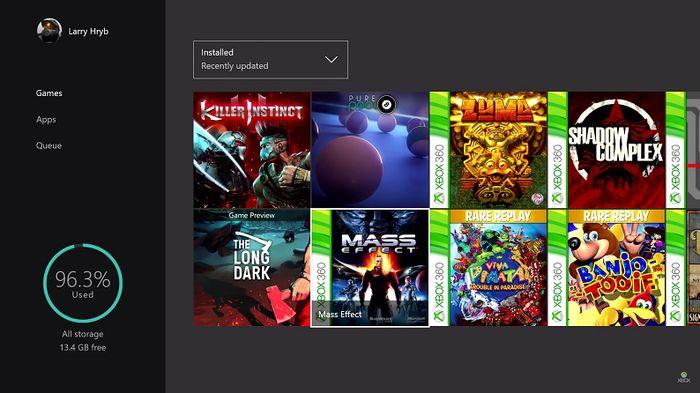 Список первых игр Xbox 360, которые будут совместимы с Xbox One