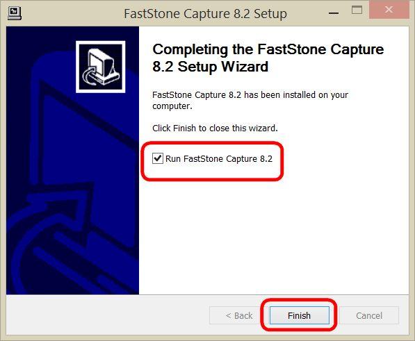 Как записать видео с экрана монитора с помощью программы FastStone Capture