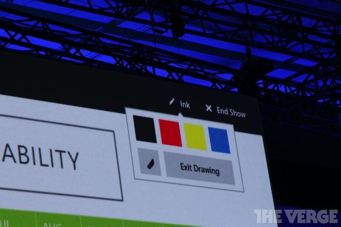На BUILD 2014 был представлен Microsoft Office для сенсорных экранов