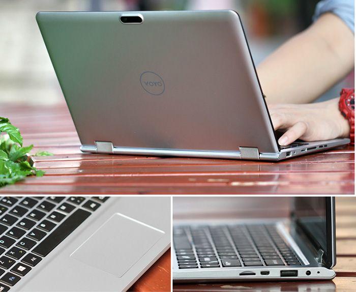 Voyo A1 Plus Ultimate: ультра портативный ноутбук и планшет в одном устройстве