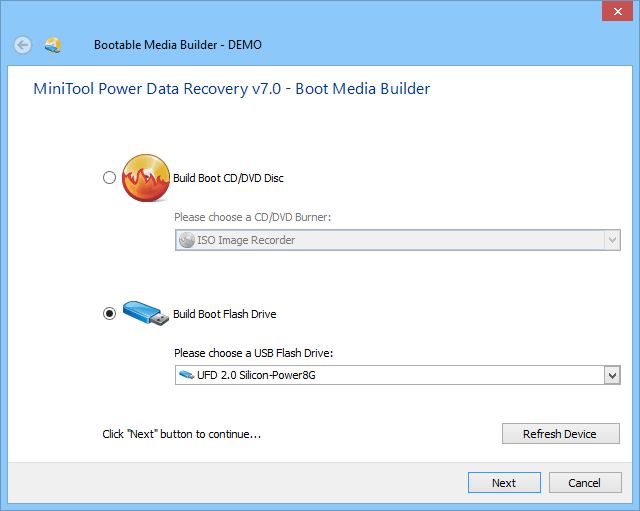 Обзор MiniTool Power Data Recovery