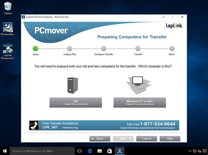 Инструмент PCmover Express для передачи файлов со старого ПК на новый временно доступен бесплатно на сайте Microsoft