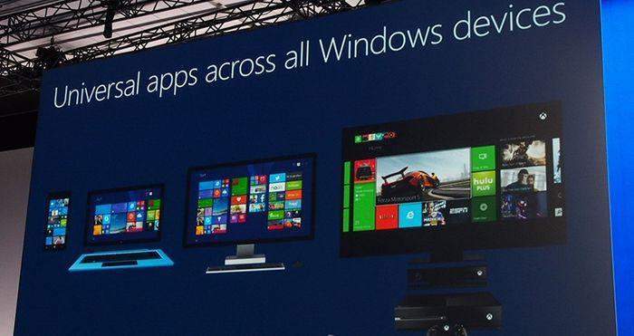 Microsoft уже принимает универсальные приложения для Windows