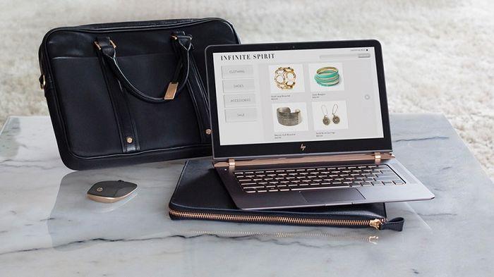 HP Spectre 13 – самый тонкий ноутбук в мире