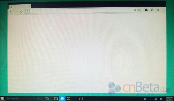 Новые подробности о Spartan, новом браузере для Windows 10 (+ новые изображения)