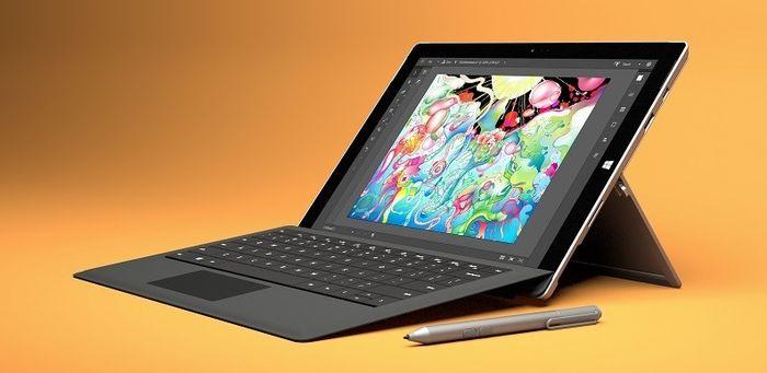 Surface Pro 3 был назван лучшим планшетом на MWC 2015