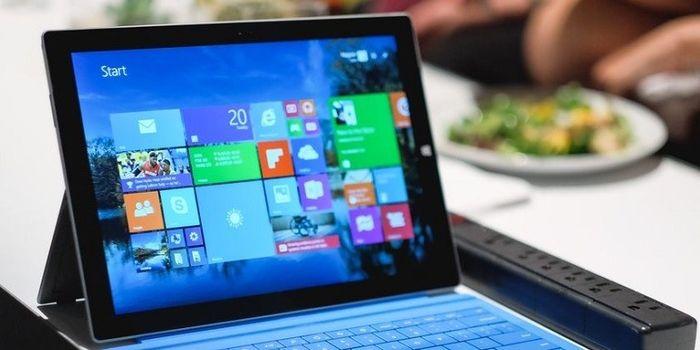 Microsoft работает над новым планшетом Surface