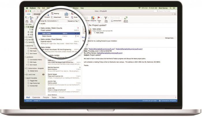 Доступна первая предварительная версия Office 2016 для Mac