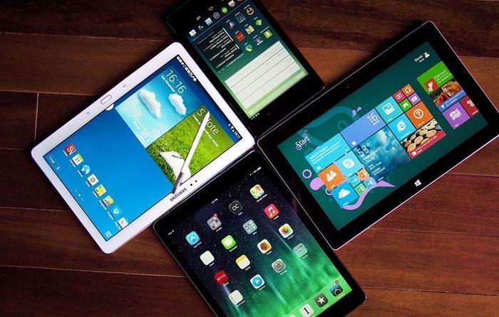 Трудный год для планшетов. Глоток воздуха для сегмента ПК