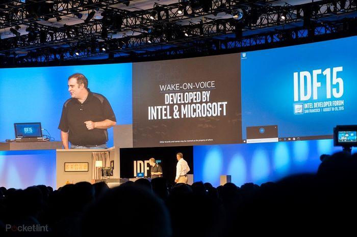 Новая технология от Intel позволит Кортане слышать вас, даже когда компьютер находится в режиме сна