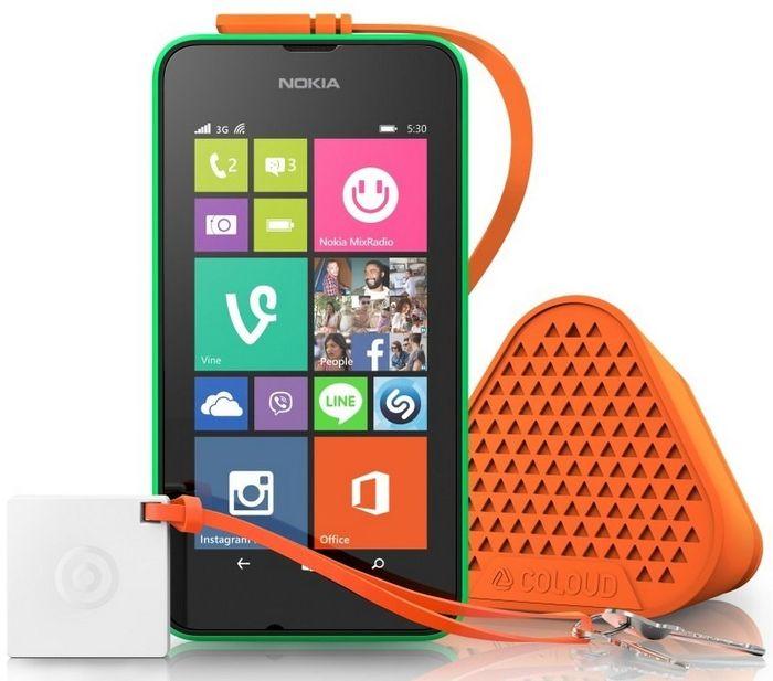 Microsoft анонсировала Lumia 530 с ценой ниже 5000 рублей