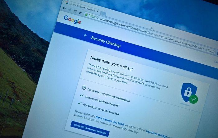 2 Гб дополнительного дискового пространства от Google. Бесплатно и навсегда