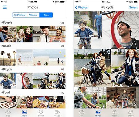Крупное обновление OneDrive: фотоальбомы, резервное копирование фото и улучшенный поиск