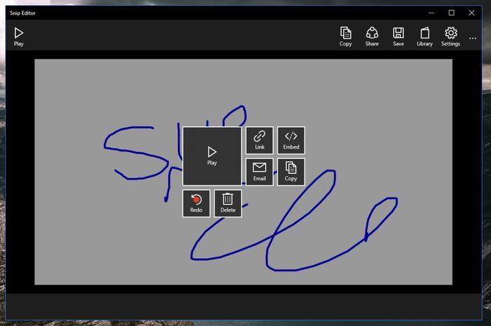 Snip от Microsoft: новый скриншотер для Windows