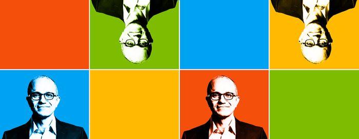 Сатья Наделла не беспокоится о низкой доле рынка Microsoft в сегменте смартфонов
