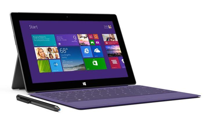 Премьера новых планшетов Surface