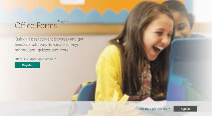 Microsoft разрабатывает Office Forms – конкурента Google Формы