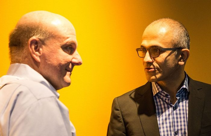 Стив Балмер недоволен стратегией Microsoft
