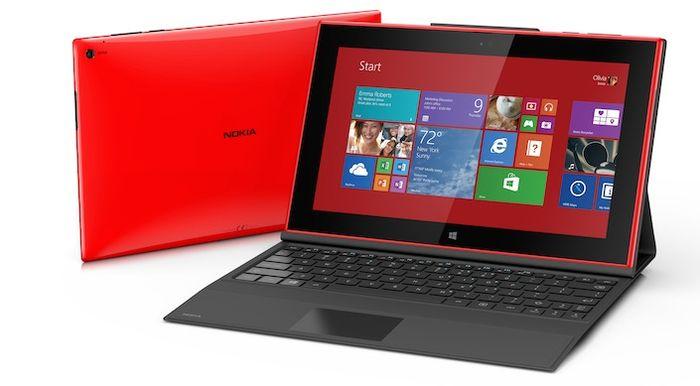Планшеты Surface от Microsoft вскоре могут быть названы Lumia