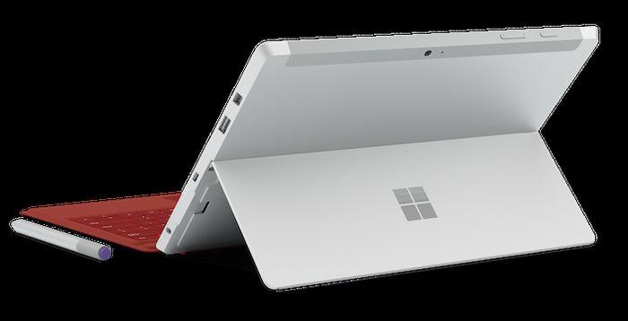 Microsoft Surface 3 – новый планшет с Windows 8.1