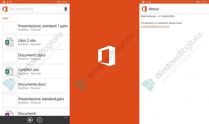 Microsoft может интегрировать Cortana в Office