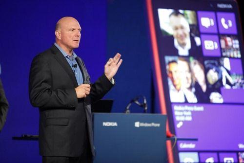 Инициатором сделки Microsoft-Nokia был Стив Балмер; Гейтс выступал против