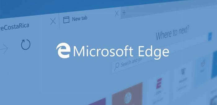 Microsoft: Edge будет безопасным веб-браузером