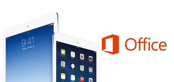 Microsoft Office для iPad скачали 12 миллионов раз в течение одной недели