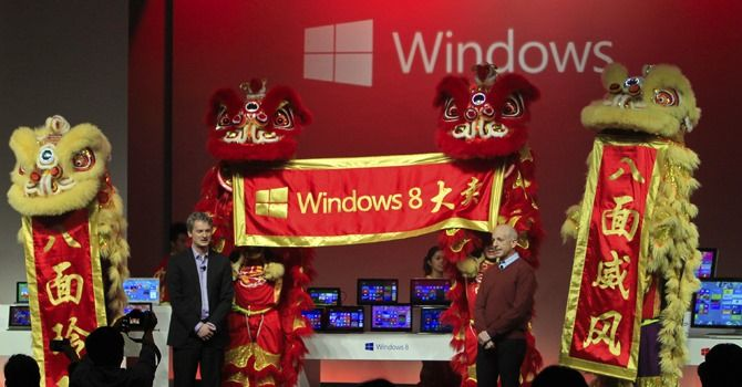 Microsoft и Alibaba подписали соглашение о борьбе с пиратством в Китае