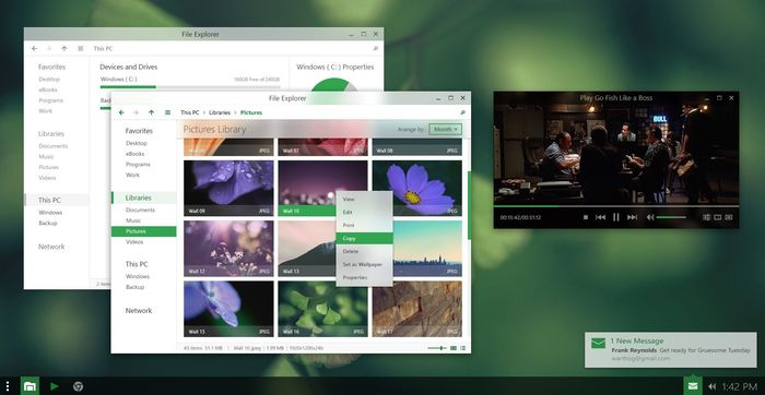 Microsoft: эффект прозрачности появится в меню «Пуск» Windows 10